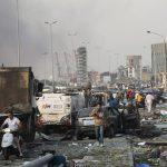 وزير الصحّة اللّبناني: تواصل ارتفاع عدد ضحايا الانفجار وتنسيق دولي لتأمين المساعدات