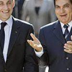 ساركوزي : بن علي كان رجلا غريبا وجهه منفوخ بعمليات التجميل.. ولا أحد توقع سقوطه