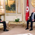 سفارة فلسطين : قيس سعيّد أكد تمسك تونس بمبادرة السلام العربية