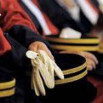 الحركة القضائية بالتفاصيل: تثبيت تنحية البشير العكرمي وتعيينه مدعيا عاما للشؤون الجزائية