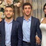 بعد رسالة هاتفية: بطل عالم روسي يطرد عروسه من حفل زفافهما
