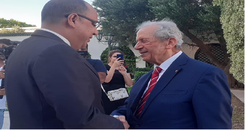 محمد الناصر: دعوت المشيشيلتنظيم مؤتمر وطني للانقاذ