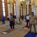 وزارة الشؤون الدينية تُذكّر رُوّاد المساجد بضرورة الالتزام بشروط حفظ الصحّة