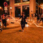 148 مشجّعا باريسيا في قبضة الشرطة بسبب أعمال الشغب