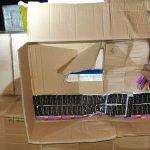 الديوانة: حجز شاحنة مُحمّلة بـ17 ألف علبة أدوية مُهربّة (صور)