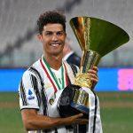 رونالدو أفضل لاعب في اليوفي لموسم 2019-2020