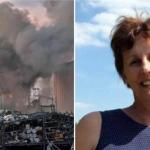 """""""انفجار بيروت"""": مصرع زوجة سفير هولندا"""