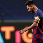 لم يحضر الى التدريبات: ميسي يُنفّذ تهديده ضد برشلونة