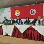 اتحاد الشغل يتبرّع بـ200 ألف دينار للهياكل الصحية بالحامة والقيروان
