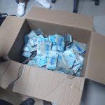 الديوانة: حجز مليون دينار بمحل في منزل بورقيبة (صور)