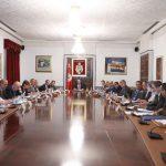 مجلس وزاري مضيّق ينظر في تقدم انجاز 18 مشروعا وطنيا كبيرا