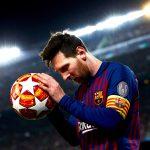 برشلونة يعكس الهجوم على ميسي