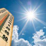 طقس اليوم: حرارة مرتفعة وأمطار رعدية