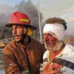 لبنان في حداد : 100 قتيل و4000 مٌصاب الحصيلة الأولية لانفجار بيروت