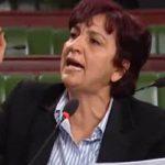 سامية عبو: إمّا دولة القانون والمؤسسات وإمّا النهضة