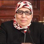 يمينة الزغلامي: استقالة خضر خطوة هامّة لتهدئة الأوضاع السياسية