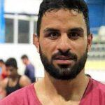 من التُهم المُوجهة له إهانة المرشد الأعلى: إعدام بطل إيران في المصارعة