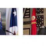 مكالمة هاتفية بين الجرندي ونائب وزير الخارجية الامريكي للتنسيق حول الملف الليبي