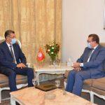 لقاء بين وزيري الداخلية والشؤون الدينية حول حماية المساجد