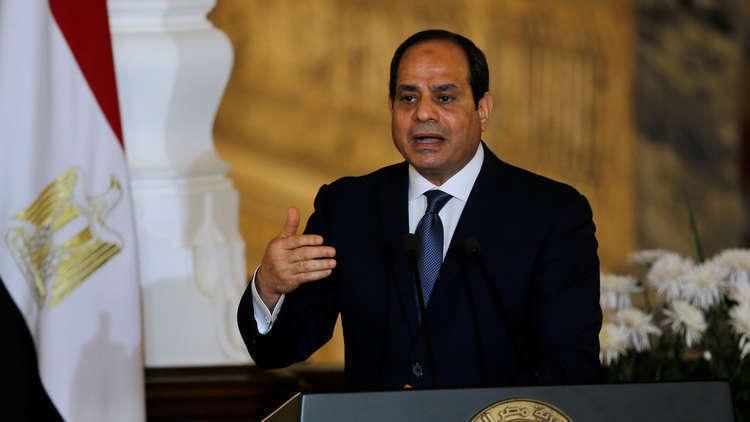 السيسي: الشعب لم يستجب لدعوات إشعال الوضع وحذاري من محاولات تدمير مصر