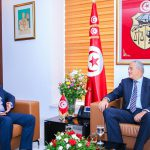 اجتماع بين وزير تكنولوجيات الاتصالات والطبوبي حول رقمنة المؤسسات الوطنية