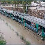 شركة السكك الحديدية: إيقاف رحلات القطارات بين 5 مدن