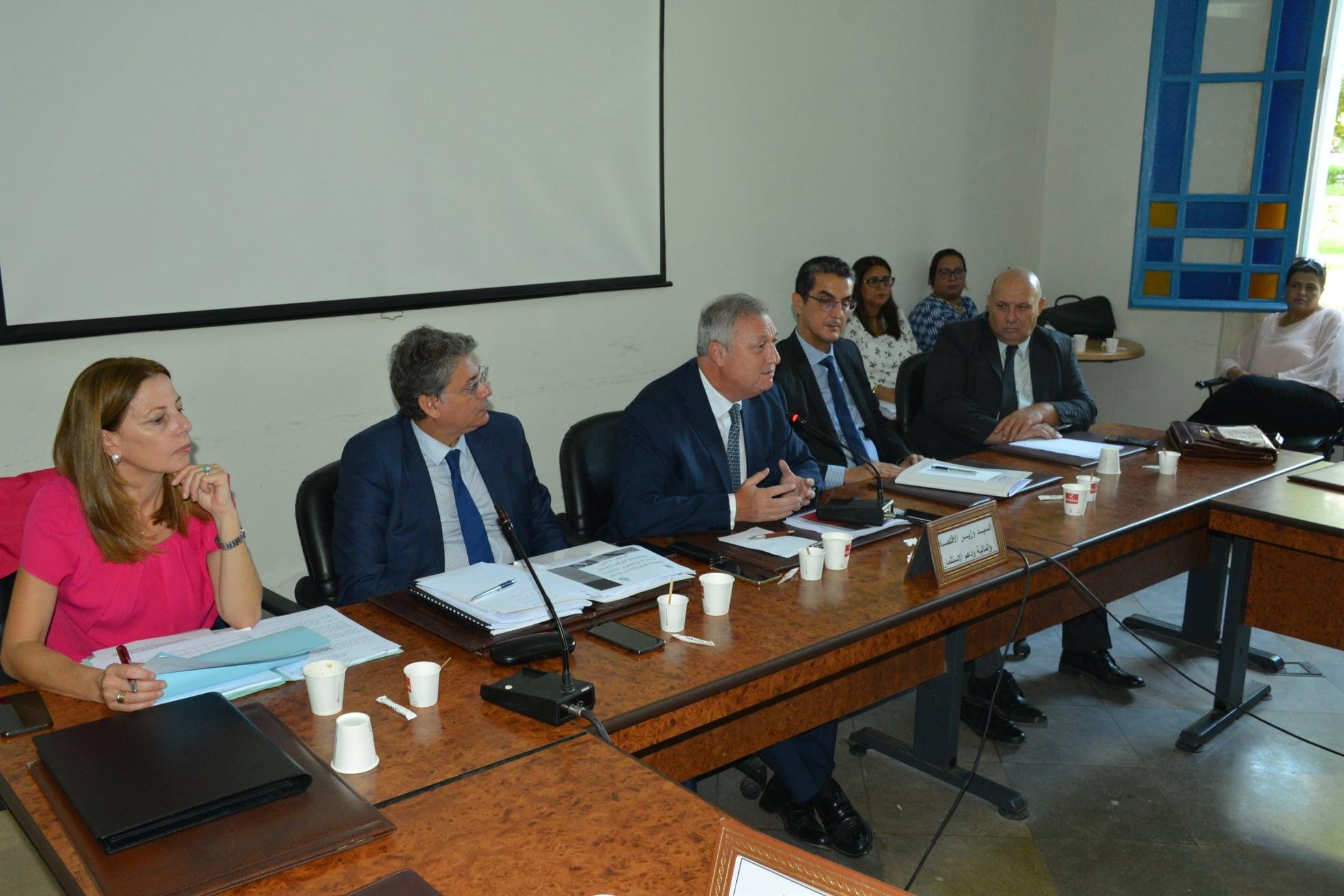 الكعلي: سنُركّز على تعزيز القدرة الشرائية للمواطن والقدرة التنافسية للشركات