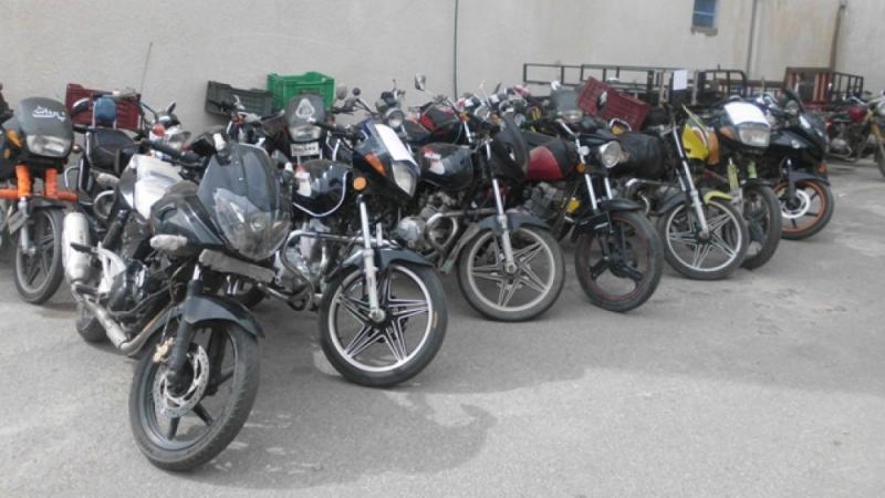 نقابة الأمن بالمهديّة: إيقاف 4 أعوان سرقوا قطع غيار دراجات نارية محجوزة وباعوها