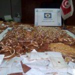 مطار تونس قرطاج: ايقاف 4 مسافرين وحجز مصوغ قيمته تفوق المليار  /صور