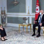 ليلى جفّال: سعيّد قرر إحداث لجنة لدى الرئاسة لمتابعة ملفات الأموال المنهوبة