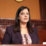 سميرة الشواشي: البرلمان سيُساهم في وضع استراتيجية لمُكافحة الفساد