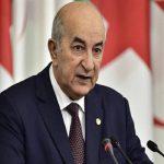الجزائر: تبون يُعلن عن اجراء انتخابات تشريعية مُبكرة