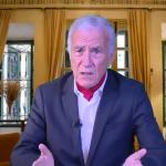 """عمر صحابو: تونس تنتحر والحل في """"غسّالة نوادر سياسية"""" / فيديو"""