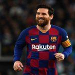 ميسي يعلن بقاءه في برشلونة