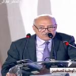 نوري اللجمي: مبادرةائتلاف الكرامة مخالفة للدستور وتهدف لنسف حرية التعبير