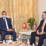 في لقاء وزير الداخلية بسفير أمريكا: تنسيق الجهود لمجابهة الإرهاب