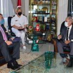 دعم القدرات العملياتيّة للجيش محور لقاء البرتاجي بسفير أمريكا بتونس