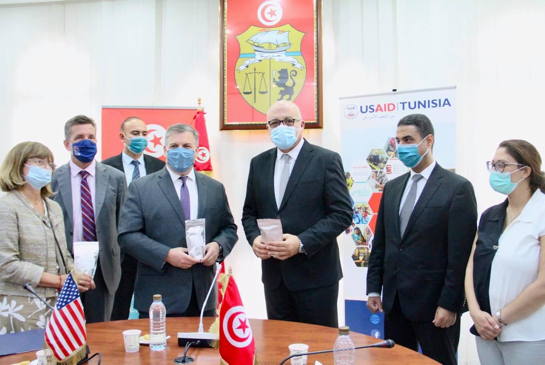 """بتمويل أمريكيّ: هبة من """"اليونيسيف"""" لتونس لمجابهة كورونا"""
