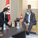 ملف استرجاع أموال تونس المُهرّبة محور لقاء وزير العدل والنائب العام القطري