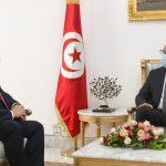 تطوير التعاون الاقتصادي والأمني محور لقاء المشيشي بسفير أمريكا