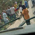 بوحجلة: مقتل طفلة وجرح 5 أشخاص في اصطدام شاحنتين