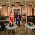 بوقادوم اثر لقاء المشيشي: نرغب في الاستفادة من تجربة تونس في مجابهة كورونا