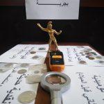 جربة: إيقاف أجنبي بحوزته 40 قطعة أثرية (صور)