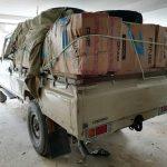 """الديوانة: حجز 57500 علبة سجائر و700 """"شمروخ"""" (صور)"""