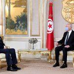 وزير خارجية الجزائر: اتفقنا مع سعيّد على الدفع لحل سياسي بليبيا بعيدا عن التدخلات الاجنبية