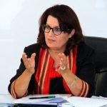 مرعي تحثّ على مراجعة الخطة الوطنية لمقاومة كورونا
