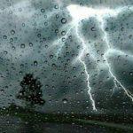 طقس اليوم: أمطار رعدية وارتفاع طفيف في درجات الحرارة