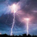 معهد الرصد الجوي: أمطار غزيرة .. صواعق ورياح قوية بـ6 ولايات