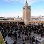 تجنّبا لإغلاق المساجد: الوزارة تحث المصلّين على الالتزام باجراءات التوقي من كورونا