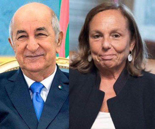 بعد تونس: وزيرة داخلية ايطاليا تزور اليوم الجزائر